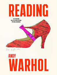 research reva wolf subject of an essay for the catalogue of the exhibition reading andy warhol held in fall 2013 at the brandhorst museum in munich