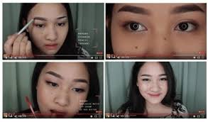 tutorial video korean inspired makeup wardah one brand tutorial 3 0 kiara leswara