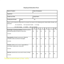 Template For Employee Performance Review Employee Review Template Excel Employee Performance Template Excel