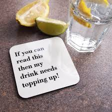 if you can read this fill my drink coaster by coconutgrass
