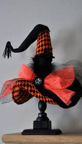 Witch Decorating Best 25 Halloween Hats Ideas On Pinterest Witch Hats Purple