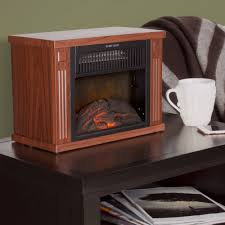 1500W Hearth Trends Infrared Electric Fireplace  WalmartcomMini Fireplace