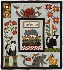 Purrfectly Pieced Block of the Month Quilt Kit | Keepsake Quilting &  Adamdwight.com