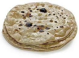 Chapati Calories Chart Brown Wheat Flour Chapati Nutrition Facts Eat This Much
