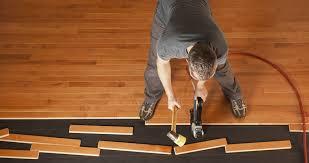 hardwood floor installation prefinished hardwood bedroom