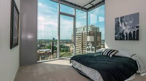 Corner One Bedrooms With Balconies At Lakeview S Halsted Flats