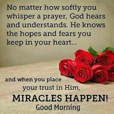 Prayer Good Morning Quotes