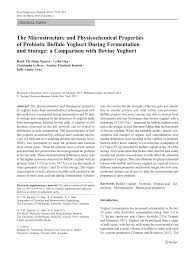 (PDF) The Microstructure and Physicochemical Properties of ...