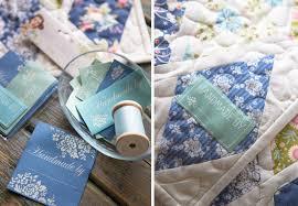 Pardon My Garden Quilt – Free Pattern!   Tildas World & Pardon-My-Garden-Quilt-Labels Adamdwight.com