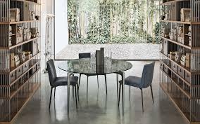 round glass kitchen table. Liuto Round Glass Dining Table Kitchen L