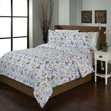 pointehaven 2pc 170 gsm flannel duvet cover set twin x large