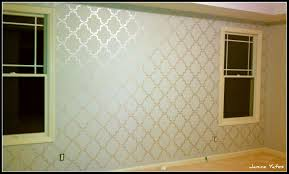Stencils Designs For Wall Painting Glass