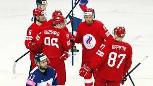 Сборная россии по хоккею проиграла команде словакии со счетом 1:3 в матче группового этапа чемпионата мира в риге.шайбы забросили: 7bqqabijwwmuxm