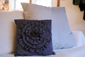 easy pillow designs. diy pillows and fun pillow projects - ruffled creative, decorative cases easy designs