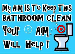 Best 25 Bathroom Printable Ideas On Pinterest  Bathroom Crafts Printable Keep Bathroom Clean Signs