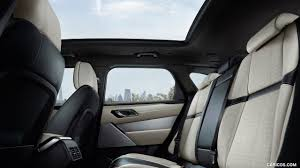 2018 land rover range rover velar interior.  land 2018 range rover velar  interior rear seats wallpaper throughout land rover range velar interior i