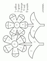 25 Printen Kleurplaat Met Cijfers Inkleuren Mandala Kleurplaat