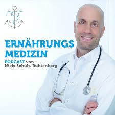 Ernährungsmedizin Podcast von Niels Schulz-Ruhtenberg