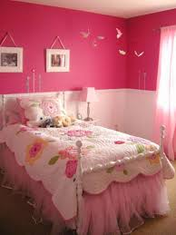 Pink Color Bedroom Fascinating Girls Bedroom Ideas For Two Of Minimalist Gallery