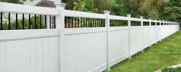 Vinyl fencing Ft Persimmon Style Vinyl Fences Mills Fence Vinyl Fencing Privacy Fence Activeyards