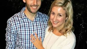 Engagement announcement: Meghan Wolfe and James Frick