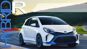 Toyota Yaris Hybrid-R: 420 HP - Official Trailer - YouTube