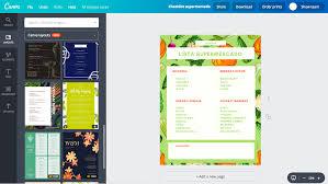 Lista De Compras Supermercado Criar Lista De Compras De Supermercado Online Canva