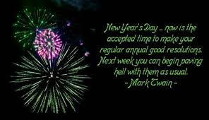 Happy New Year Humour Quotes