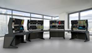 technology furniture. ImageVision Trading Floor Desks Technology Furniture