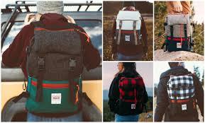 Nuova Collaborazione Topo Designs X Woolrich Rover Pack