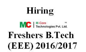 9 Core Technologies M Core Technologies Hiring Freshers Waiting For Job