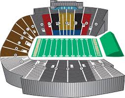Vanderbilt Football Stadium Virtual Seating Chart Football Season Ticket Information Released Vanderbilt