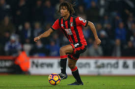 ake. bournemouth star nathan ake calls the vitality stadium home n