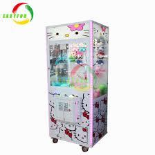 Toy Vending Machine Companies Interesting China Singapore Claw Machine Supplier Crane Plush Toys Vending