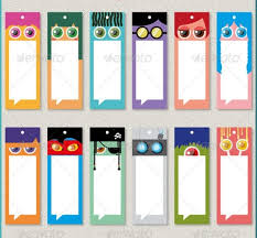 12 Best Coloring Bookmark Templates For Kids Free