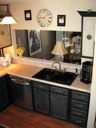 Black Undermount Kitchen Sinks Kitchen Fresh Black Kitchen Sink Intended For Black Kitchen