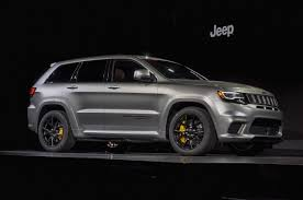 2018 jeep 707 hp. Contemporary 2018 2018 Jeep Grand Cherokee Trackhawk Throughout Jeep 707 Hp E