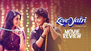 LoveYatri Film Review Do The Chogada BookMyShow Blog Inspiration Lov Yri Hin