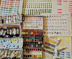 Dianne Sutherland About Watercolour Paint