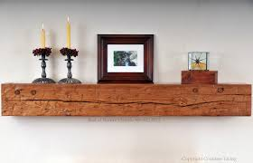 a timber woods reclaimed wood antique mantel can be used as a wall shelf