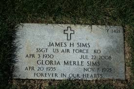 SSGT James Herman Sims (1930-2008) - Find A Grave Memorial