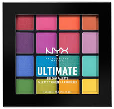 <b>NYX professional makeup</b> Палетка <b>теней</b> Ultimate <b>Shadow</b> Palette ...