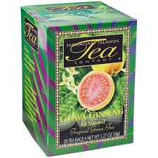 Guava Ginseng Green Tea Case Rate