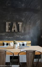 diy chalkboard wall tutorial grillo designs grillo designs com