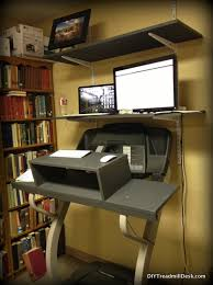 ikea treadmill desk
