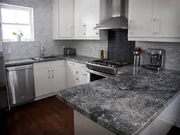 dark gray granite countertops