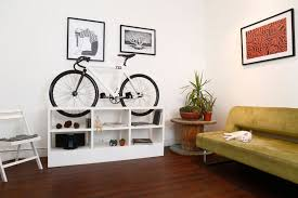 Bike hanger for apartment Tiny Featured Image For Furniture That Double As Bike Racks Are Perfect For Small Apartments Lost At Minor Furniture That Double As Bike Racks Are Perfect For Small Apartments