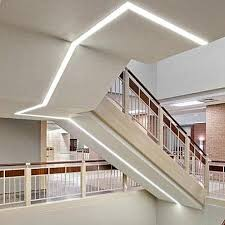 Under stairs lighting Led Strip View Larger Amazingmodelsclub 54 Under Stair Lighting Photo Enlargement Dek Dots Led Recessed
