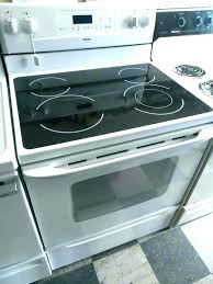 ge electric glass top stove how to clean electric stove top stove top ran stove top ge electric glass top stove