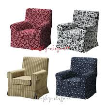 jennylund chair cover armchair slipcover assorted colors patterns ikea rp jennylund chair cover